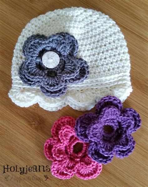 free crochet pattern hat pinterest free crochet crochet patterns and pattern flower on pinterest