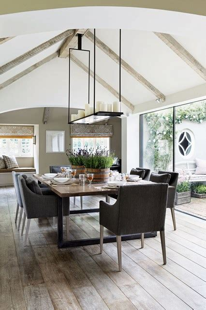 Open Plan Kitchen Dining Room Conservatory Designs Open Dining Room