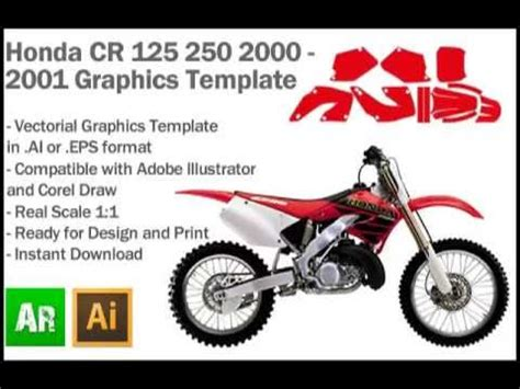 mx graphic templates motocross graphics templates images