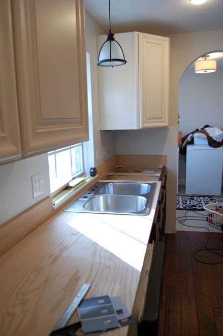 Plywood Kitchen Countertops by Plywood Countertops Grocery Shrink