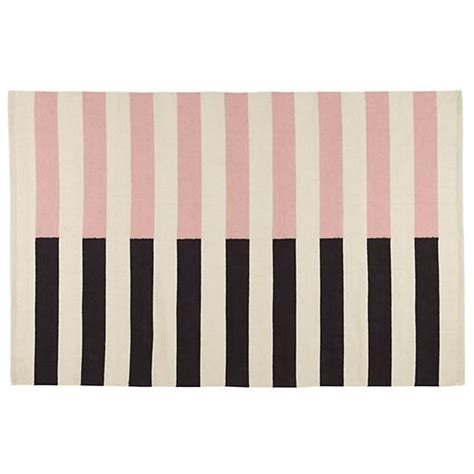 Black And White Striped Vase Color Trend Blush Pink Casa Brooklyn