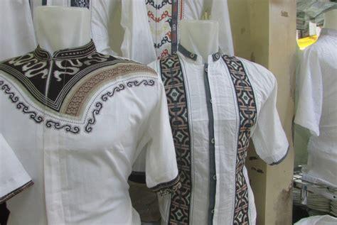 Baju Koko Al Luthfi Bm Al 09 dua baju koko ini diprediksi jadi tren lebaran republika