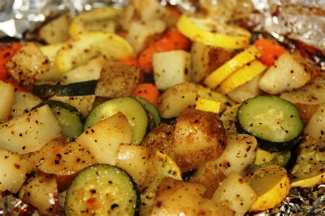 Favorite Summer Side Grilled Potato Packets by My Recipe Box Grilled Veggie Packets