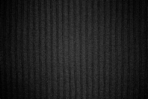 Tshirt Nos Efforts Grey black ribbed knit fabric texture picture free photograph