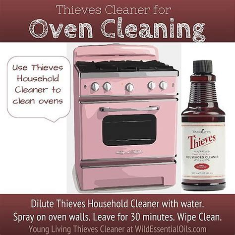 What Does Oven Cleaner Do To Countertops by Top 5 Thieves Cleaner Uses In The Kitchen 4 Oven