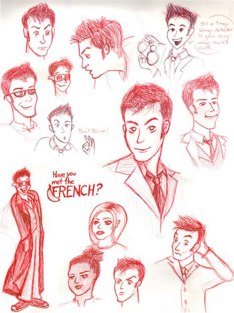 doodle doctor how doctor who doodles by fray ze ay on deviantart