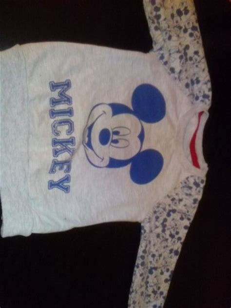 Jumper Mickey Mouse Import Jumper Baby disney baby mickey mouse jumper for sale in finglas