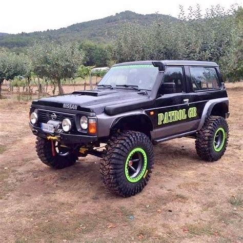 nissan safari lifted 61 best images about nissan patrol on pinterest