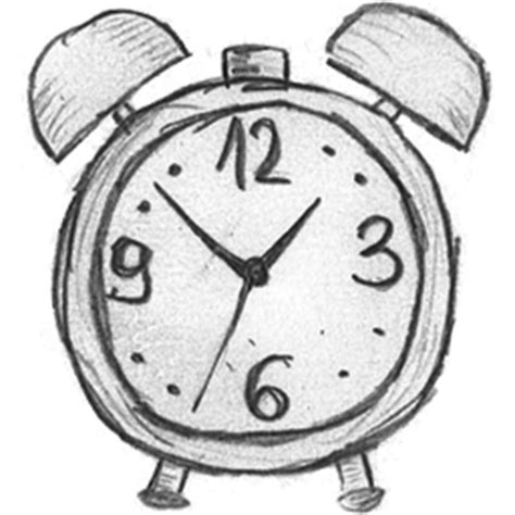 alarm clock history time icon