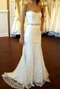 gorgeous lace wedding dress lace wedding dress gown bridal