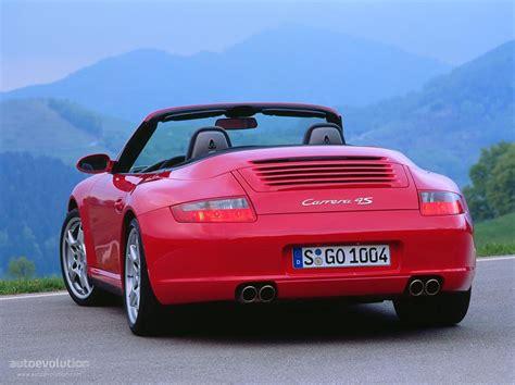 porsche 911 convertible 2005 porsche 911 carrera 4s cabriolet 997 specs 2005 2006