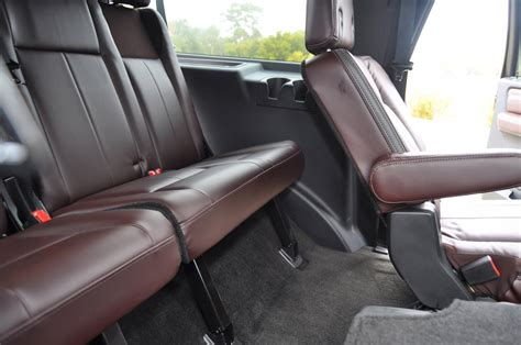 Ford Expedition 2015 Interior by 2015 Ford Expedition Platinum El Interior 17