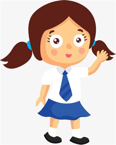 imagenes animadas de una niña llam 243 ni 241 a personajes de dibujos animados llevan