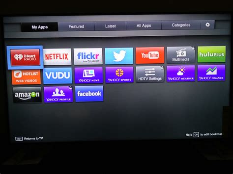 how to reset vizio tv with internet apps recommended for m series 4k ultra hd smart tv by vizio