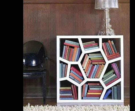 honeycomb bookcase cool stuff