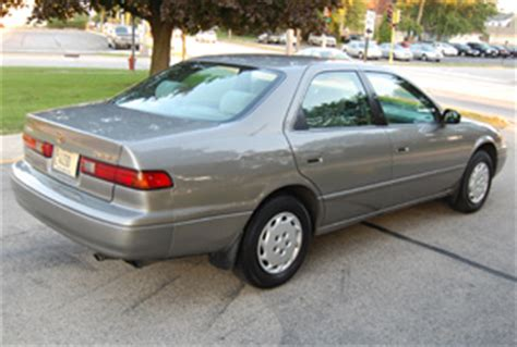 What Of Does A 1998 Toyota Camry Take 1998 Toyota Camry Le