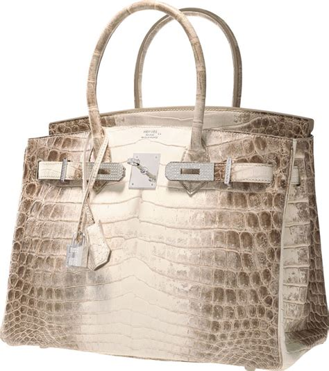 Exclusive The Colorful Valentino Crocodile Handbags by Hermes Himalayan Birkin Could Auction Record