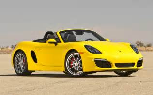 Picture Of Porsche 2013 Porsche Boxster S Front Photo 1