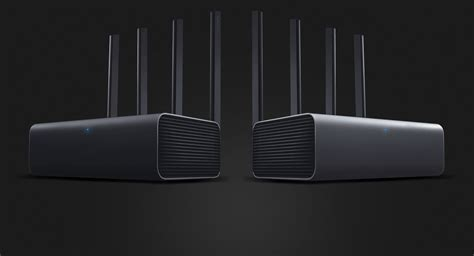 Xiaomi Mi Wifi Hd Router Pro Black xiaomi mi wifi router pro r3p black