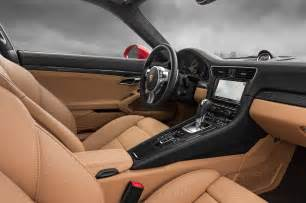 Porsche 911 Turbo S Interior 2014 Porsche 911 Turbo S Interior Photo 33