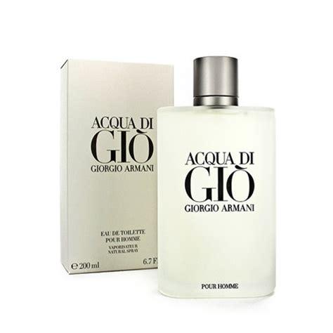 Parfum Giorgio Armani Acqua Di Gio Original Singapore giorgio armani acqua di gio homme edt 100 ml