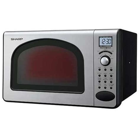 Toaster Sharp sharp r 55ts warm toasty toaster microwave