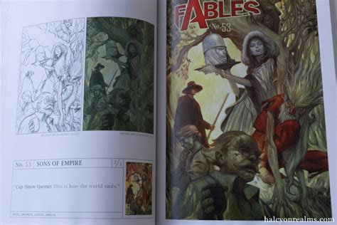 libro fables covers by james fables covers the art of james jean book review