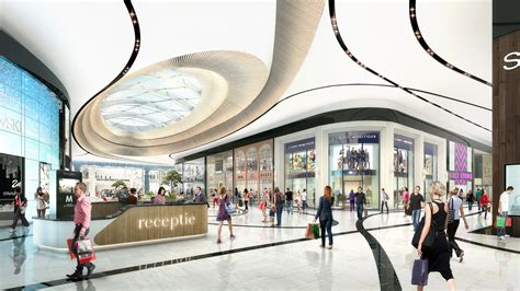 layout of northeast mall mall of the netherlands the first world class shopping