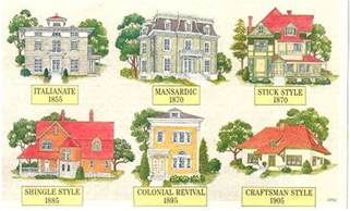 architectural styles a photo guide to residential