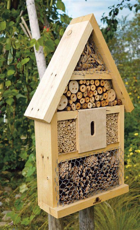 Insektenhotel Selber Bauen Anleitung 3964 by Insektenhaus Selbst De