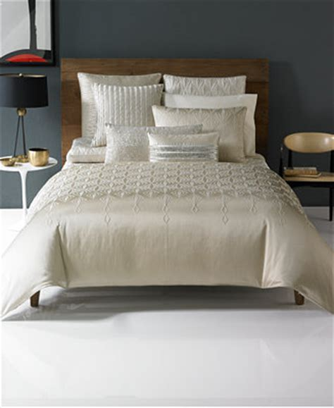 macy s hotel collection bedding hotel collection crystalle king duvet cover bedding