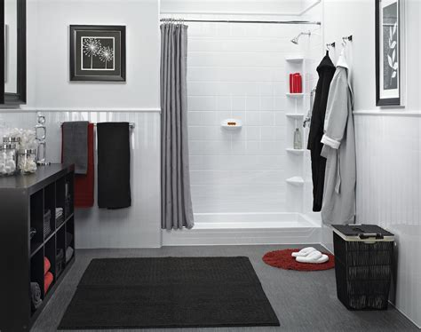 most popular bathroom solutions for small spaces concept