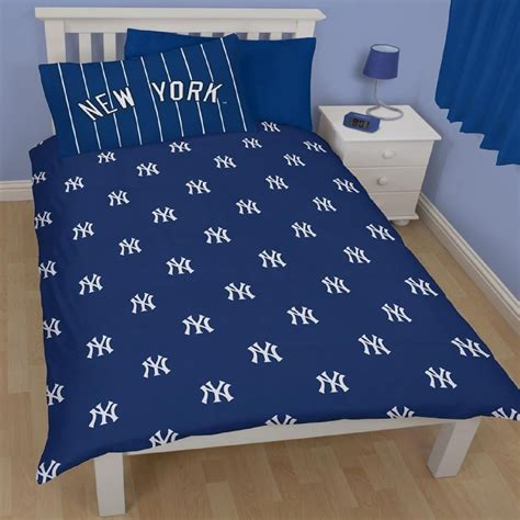 new york yankees bedding new york yankees single duvet quilt cover kids major