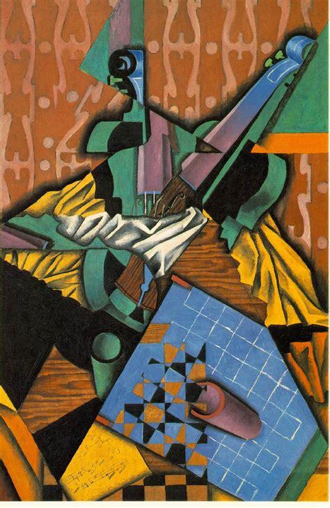 cubism analysis file juan gris violin and checkerboard jpg wikimedia