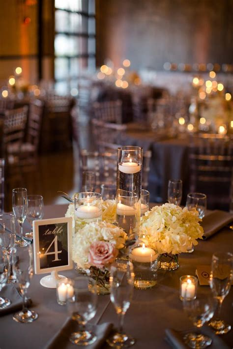 25 best ideas about floating candle centerpieces on