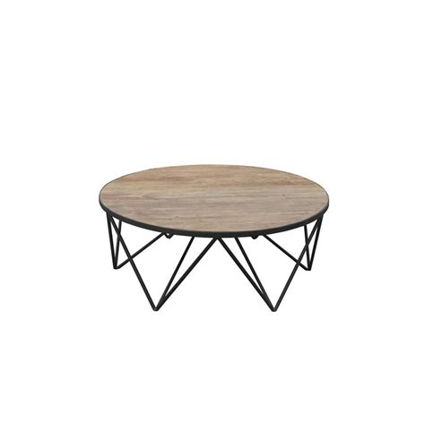 Coffee Tables Nz Furniture Classics 71353 Fc Living Room Iron And Elm Coffee Table Discount Furniture At
