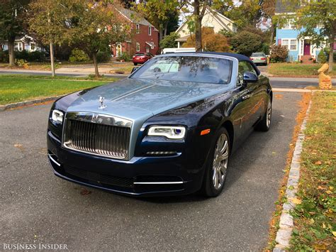 here s what it s like to take a 400 000 rolls royce