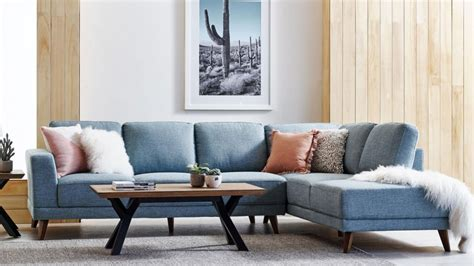 Sofa Harvey Norman by Buy Brewer Fabric Corner Sofa With Chaise Harvey Norman Au