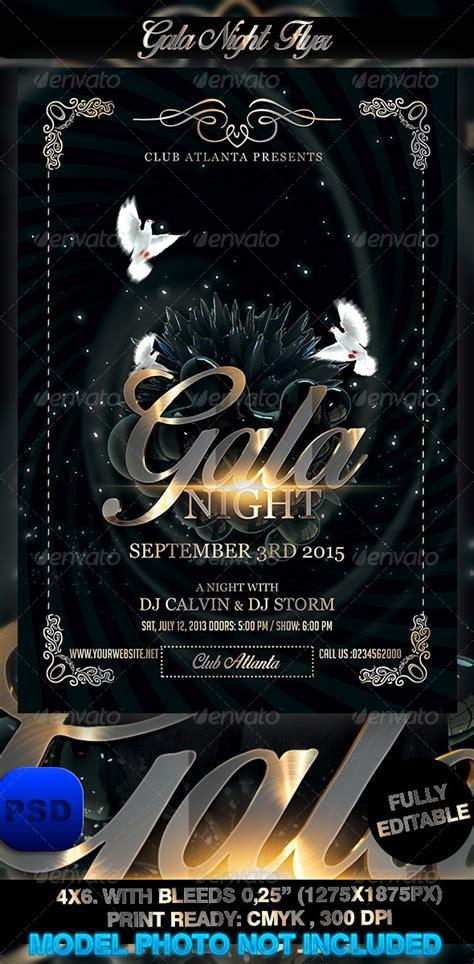 Gala Night Flyer   GraphicRiver