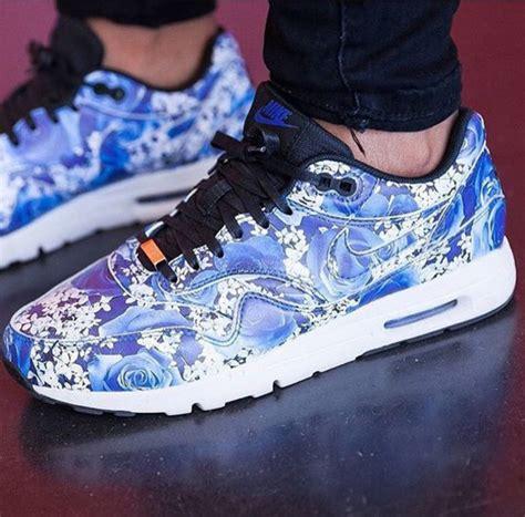 Blus Floral Shoes Blus Floral Nike Wheretoget