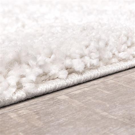 uni teppiche shaggy teppich modern hochflor uni wohnzimmer kuschelig