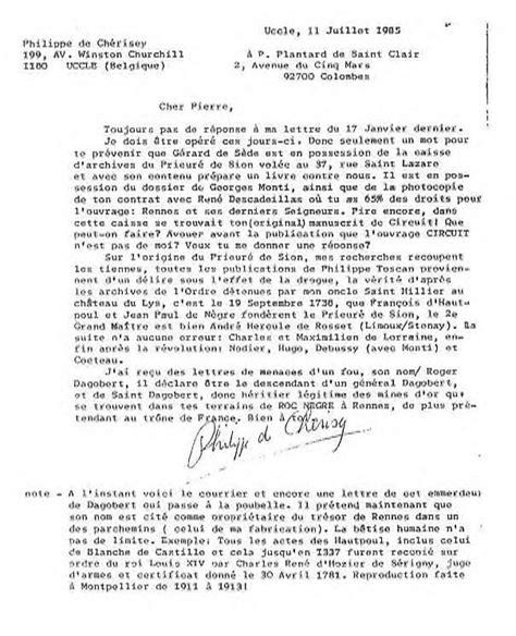 roland berger cover letter de cherisey confession