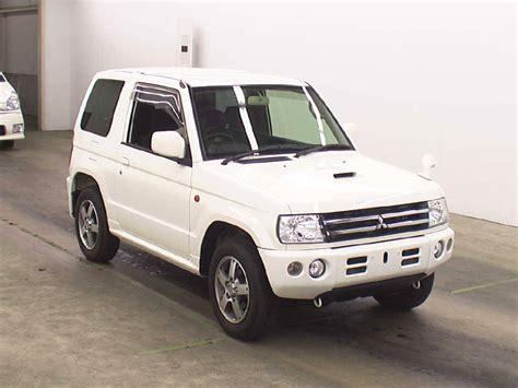 mitsubishi mini mitsubishi mini pajero used from japan html autos weblog