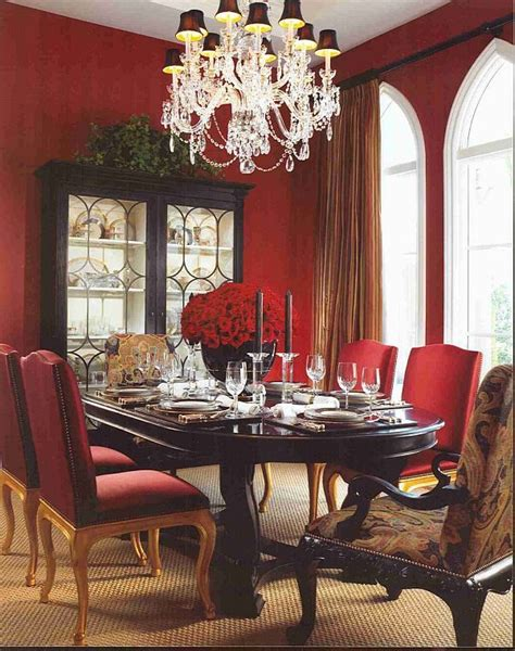 red dining room walls 1000 ideas about red dining rooms on pinterest red
