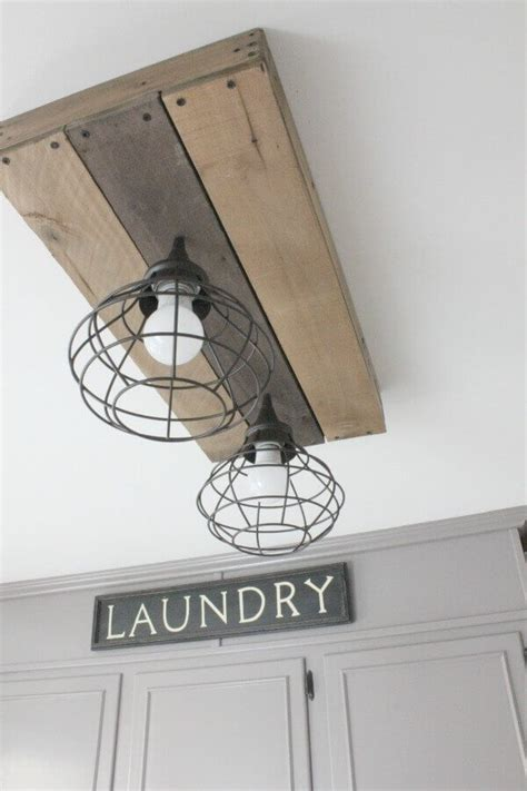 Laundry Room Light Fixtures 34 Best Farmhouse Laundry Room Decor Ideas And Designs For 2018