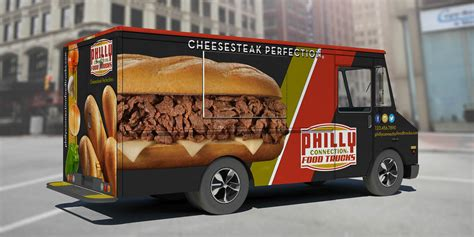 food truck outside design philly connection food trucks franchise franchise conduit