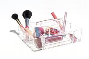Bathroom Counter Makeup Organizer Acrylic Makeup Caddy Mycosmeticorganizer Com