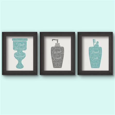 Bathroom Printables Bathroom Rules Bathroom Printable Bathroom Print
