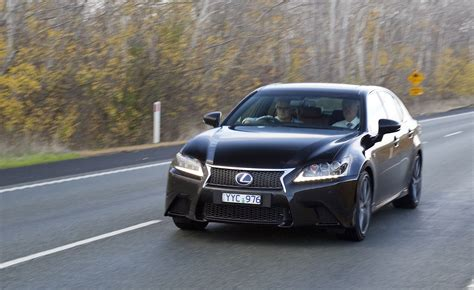 black lexus lexus gs450h review caradvice
