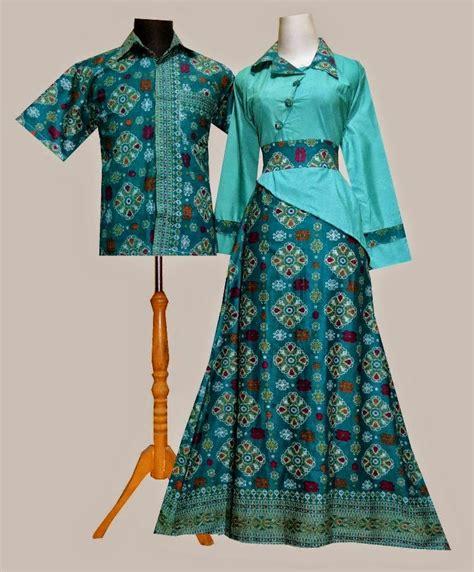 gamis batik kombinasi polos  gamis batik kombinasi